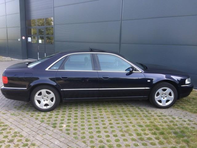 Audi A8 4.2 V8 - 02