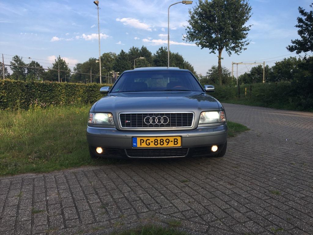 Audi S8 4.2 V8 Quatro automaat 03