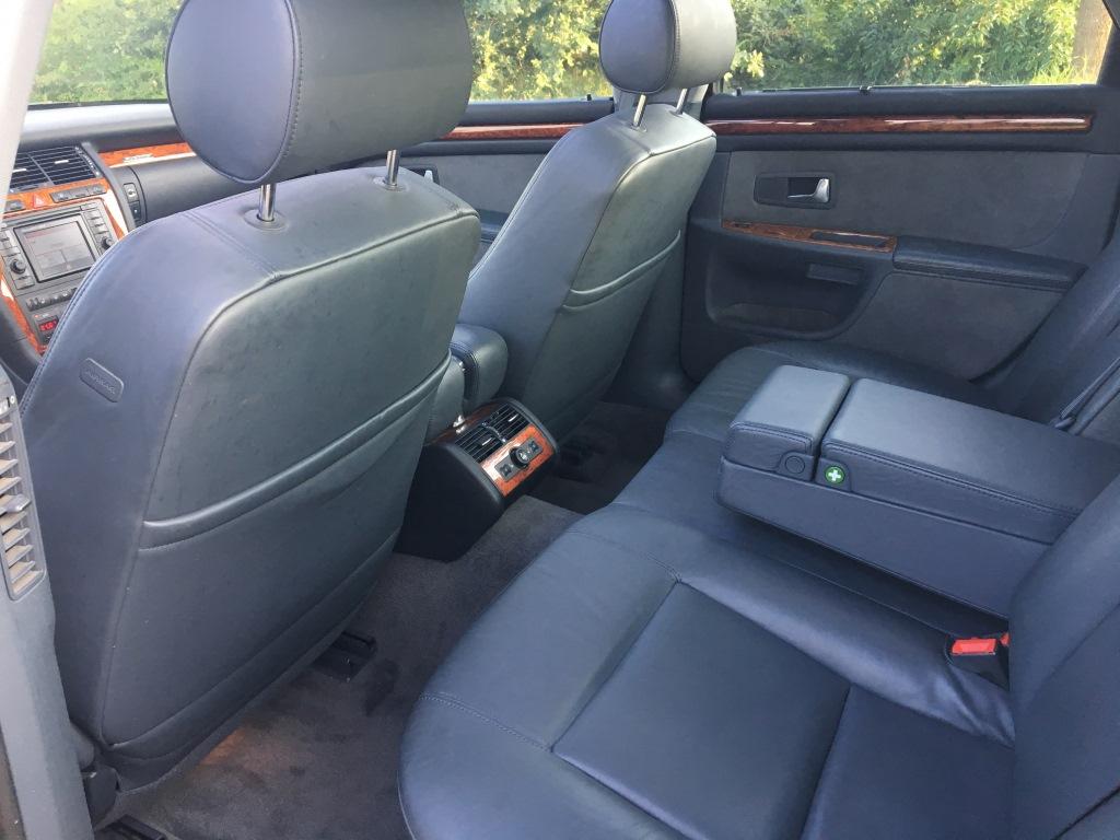 Audi S8 4.2 V8 Quatro automaat 09