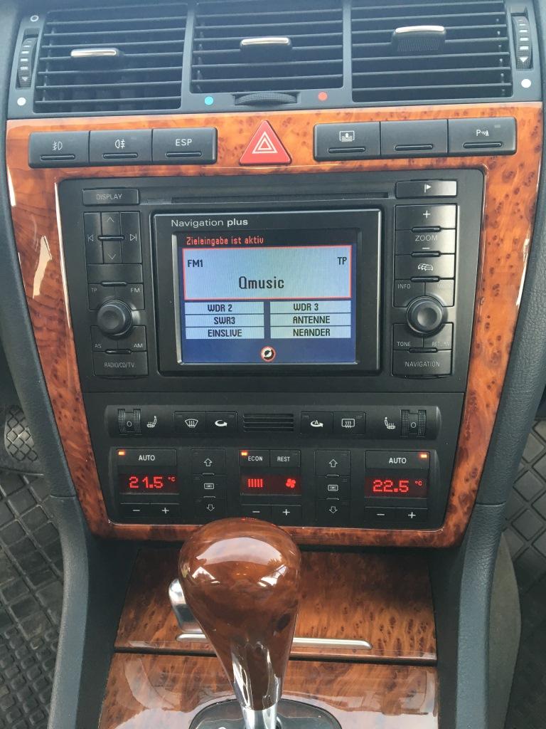 Audi S8 4.2 V8 Quatro automaat 24
