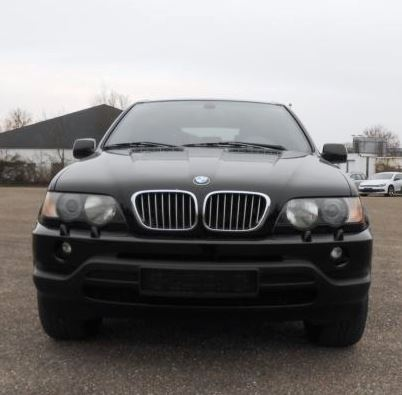 BMW X5 4.4i Executive Sportpakket 03