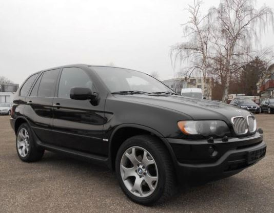 BMW X5 4.4i Executive Sportpakket 05