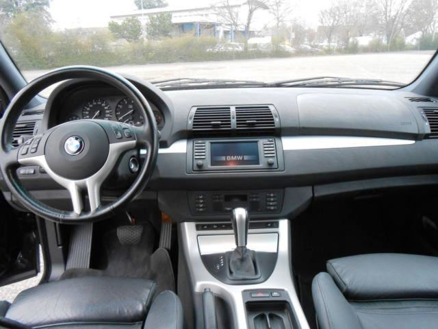 BMW X5 4.4i Executive Sportpakket 07