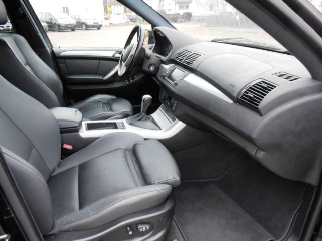 BMW X5 4.4i Executive Sportpakket 08
