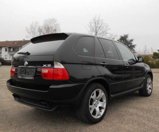 BMW X5 4.4i Executive Sportpakket 09