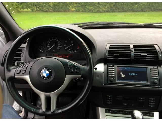 BMW X5 4,4i V8 - 11