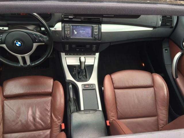 BMW X5 4,4i V8 - 12
