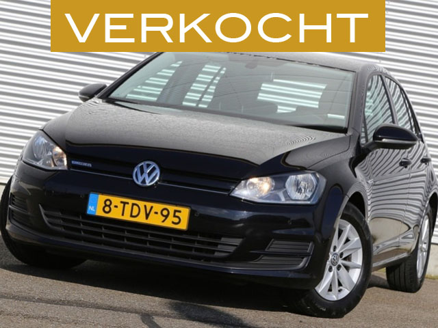 Volkswagen Golf 1.6TDI-website
