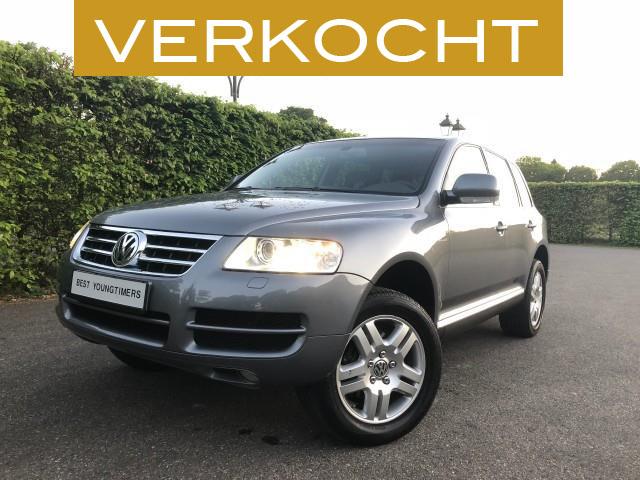 Volkswagen Touareg V8 4.2 - website