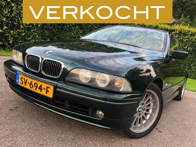 BMW5401nw-verkocht