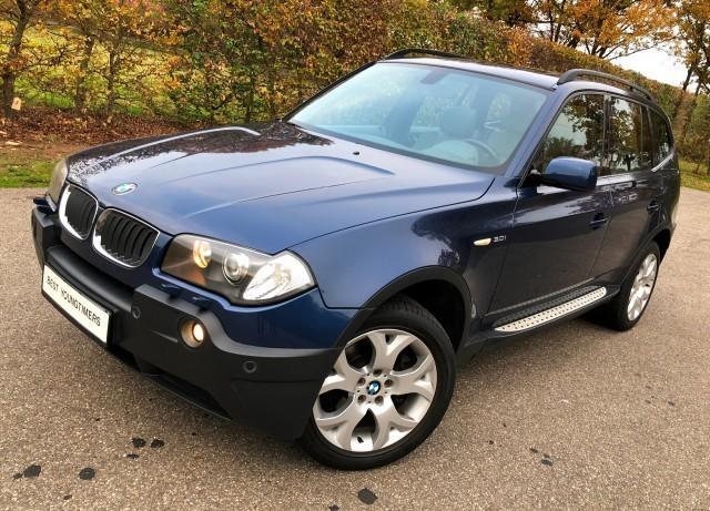 BMW X3 3.0i Exe Sport-01