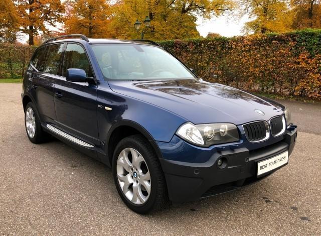 BMW X3 3.0i Exe Sport-02