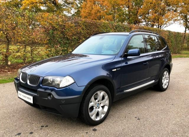 BMW X3 3.0i Exe Sport-06