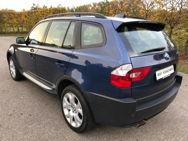 BMW X3 3.0i Exe Sport-09