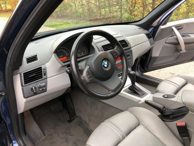 BMW X3 3.0i Exe Sport-10