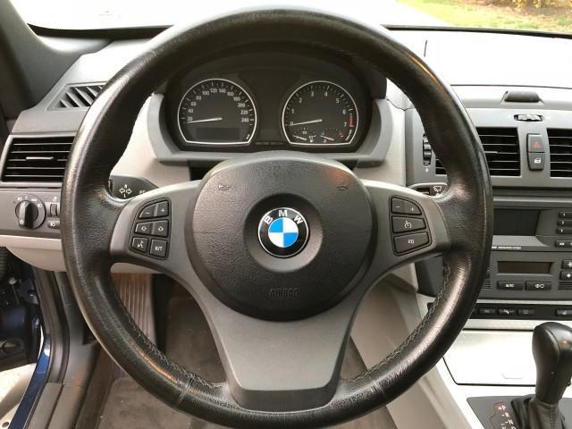 BMW X3 3.0i Exe Sport-17