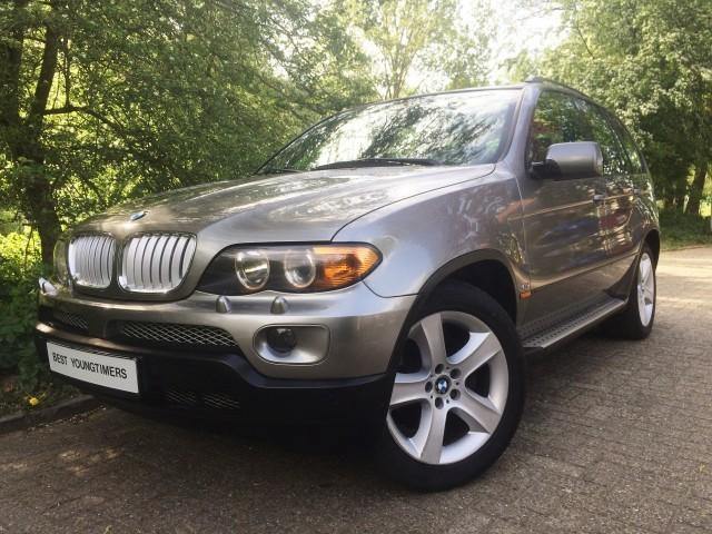 BMW X5 V8 4.4i FACELIFT 01