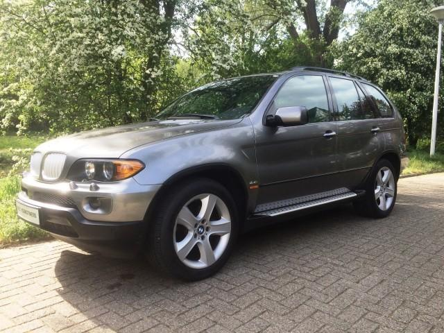 BMW X5 V8 4.4i FACELIFT 07