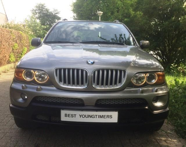 BMW X5 V8 4.4i FACELIFT 09