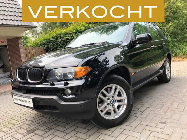 2019-07 BMW X5 3.0D Facelift verkocht