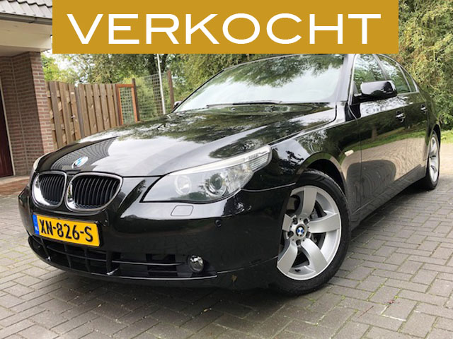 201909-BMW-530-iA-E60-Executive-verkocht