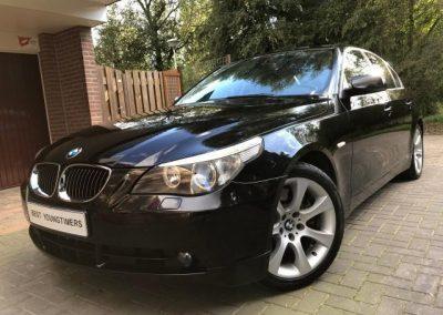 BMW 545 BMW iA E60 High Exec 001