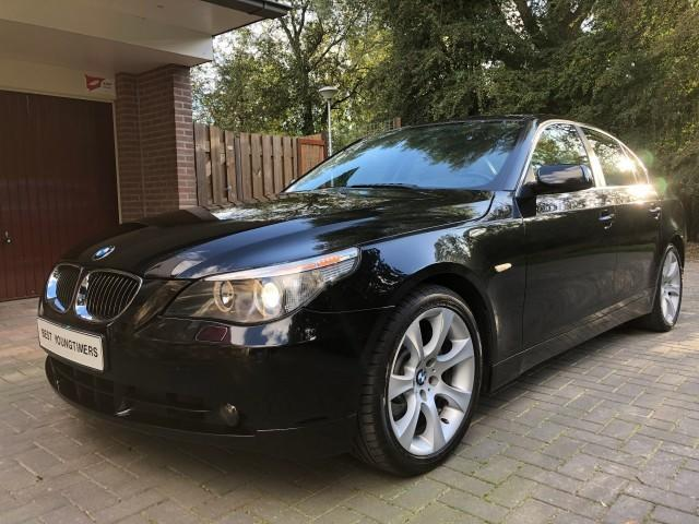 BMW 545 BMW iA E60 High Exec 005