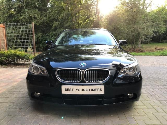 BMW 545 BMW iA E60 High Exec 006