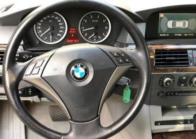 BMW 545 BMW iA E60 High Exec 016