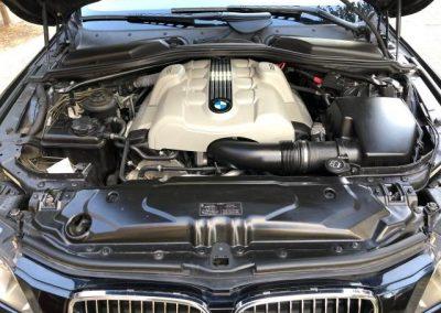 BMW 545 BMW iA E60 High Exec 025