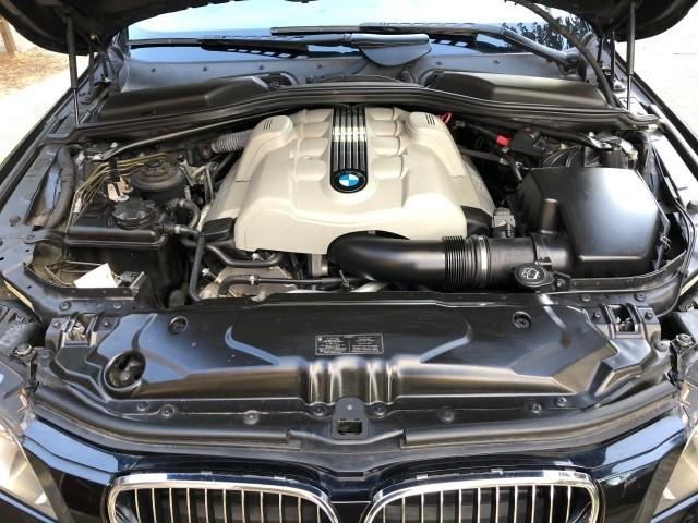 BMW 545 BMW iA E60 High Exec 025