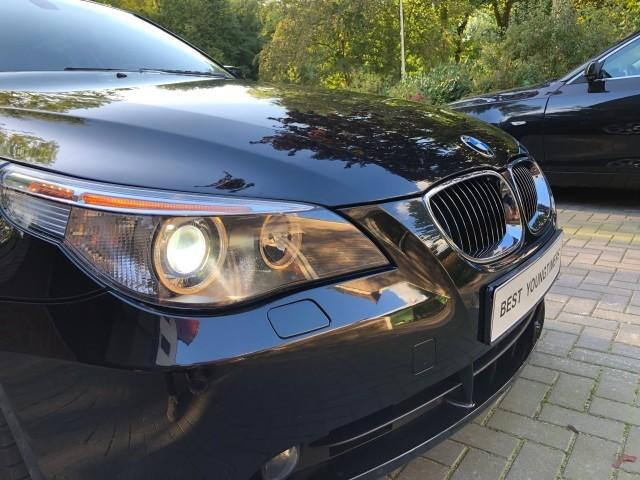 BMW 545 BMW iA E60 High Exec 026
