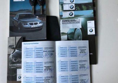 BMW 545 BMW iA E60 High Exec 027