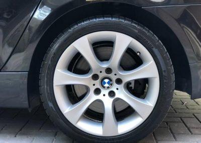 BMW 545 BMW iA E60 High Exec 029
