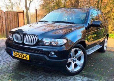 BMW X5 4.4i Exec. Sport Facelift 01