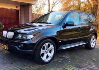 BMW X5 4.4i Exec. Sport Facelift 02