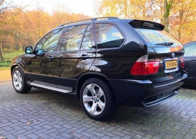 BMW X5 4.4i Exec. Sport Facelift 04