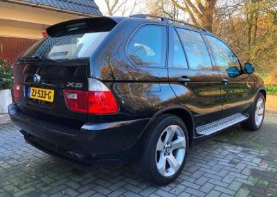 BMW X5 4.4i Exec. Sport Facelift 05