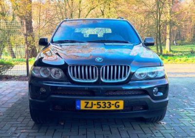 BMW X5 4.4i Exec. Sport Facelift 06
