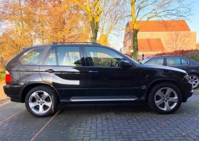 BMW X5 4.4i Exec. Sport Facelift 07