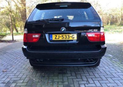 BMW X5 4.4i Exec. Sport Facelift 09