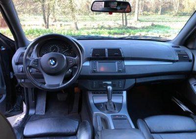 BMW X5 4.4i Exec. Sport Facelift 13